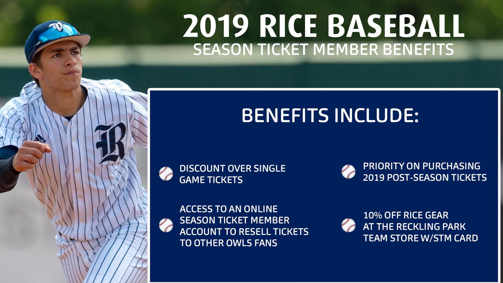 Selected Single Game Tickets Now On Sale - Rice University Athletics