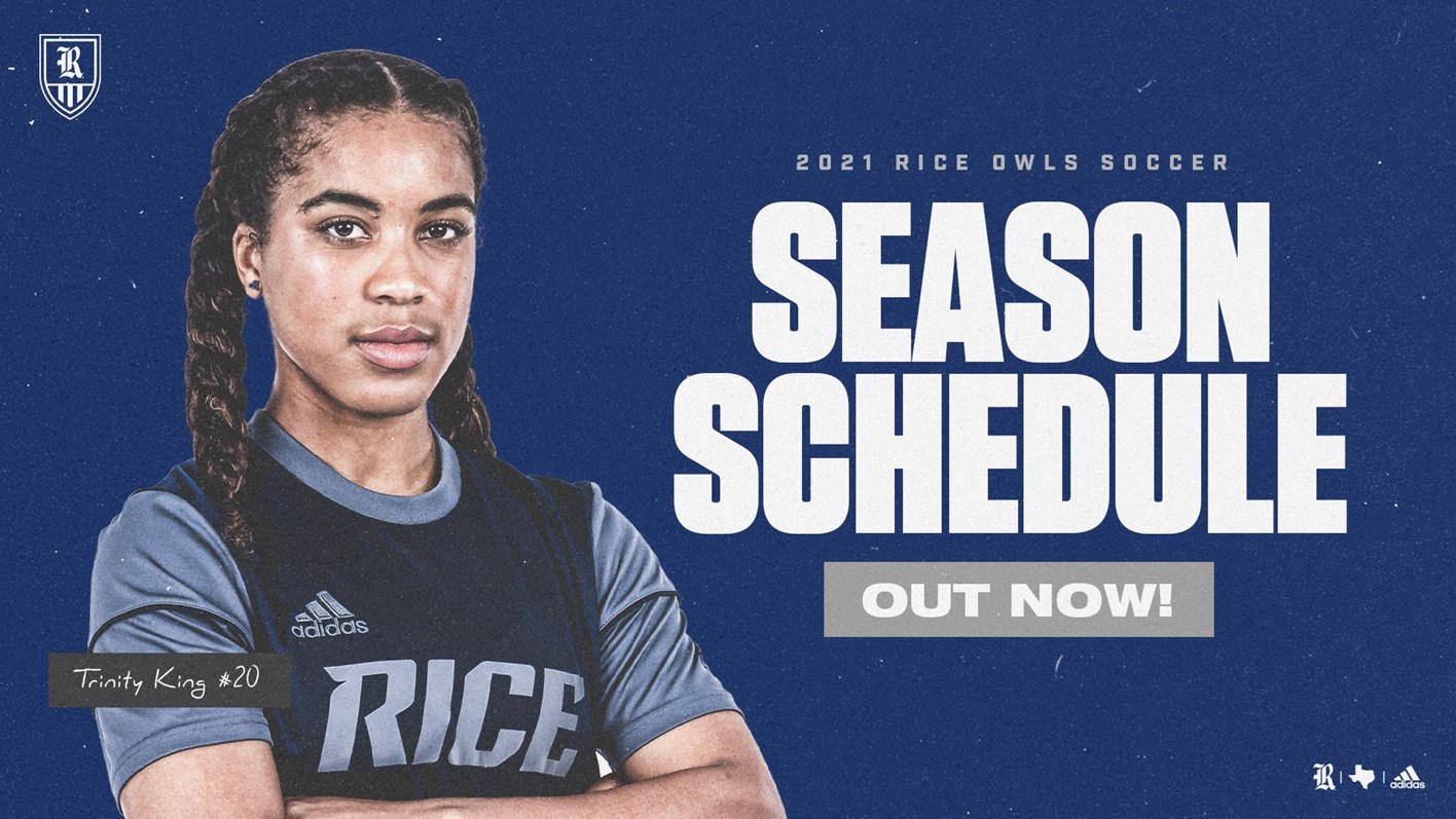 Rice Academic Calendar Spring 2021 Official Athletics Page of the Rice Owls   Rice University Athletics